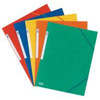 Conjunto de classificadores 3 abas grande formato - Cartão