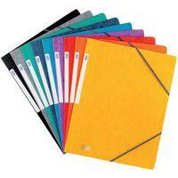 Conjunto de classificadores sem aba - Cartão brilhante