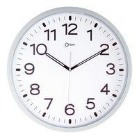 Relógio moderno de grande formato