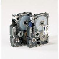Cassetes de fita para máquina de etiquetar Brother - Largura 12 mm