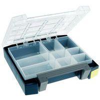 Maleta Boxxser 55 - Com compartimentos