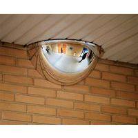 Espelho 1/4 de esfera - Visão 180°