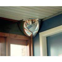 Espelho de canto 1/8 de esfera - Visão 90°