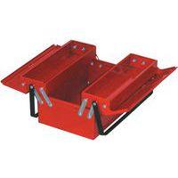 Caixa de ferramentas standard - 3 compartimentos