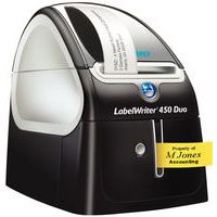 Impressora de etiquetas Dymo LabelWriter - 450 Duo
