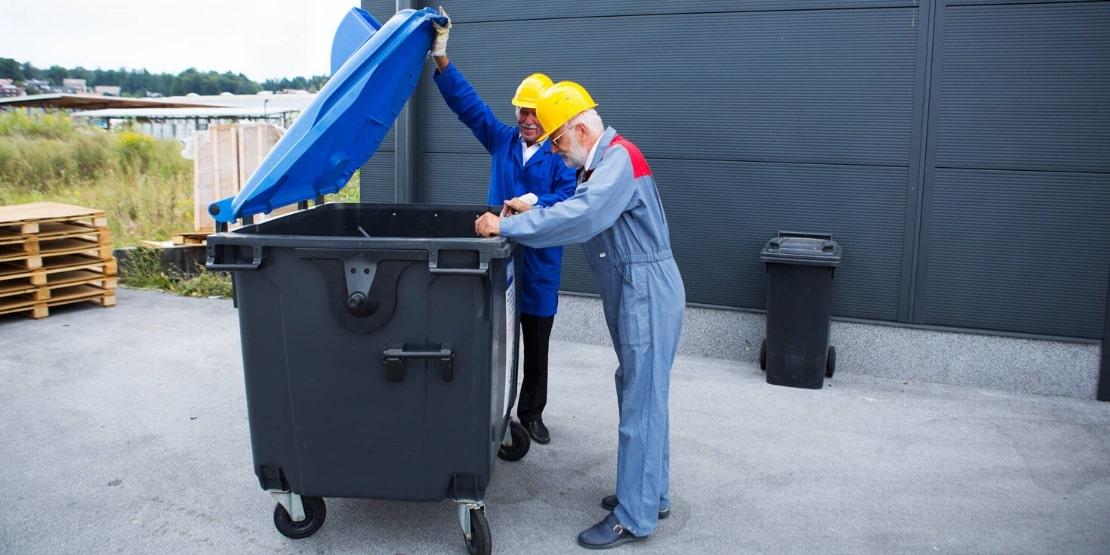 Guia de Compra: Como escolher o Contentor de Lixo certo para a sua indústria?