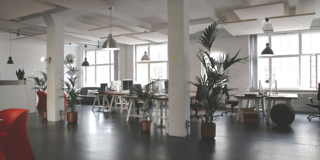 Maximizar Espaços em Escritórios de Trabalho