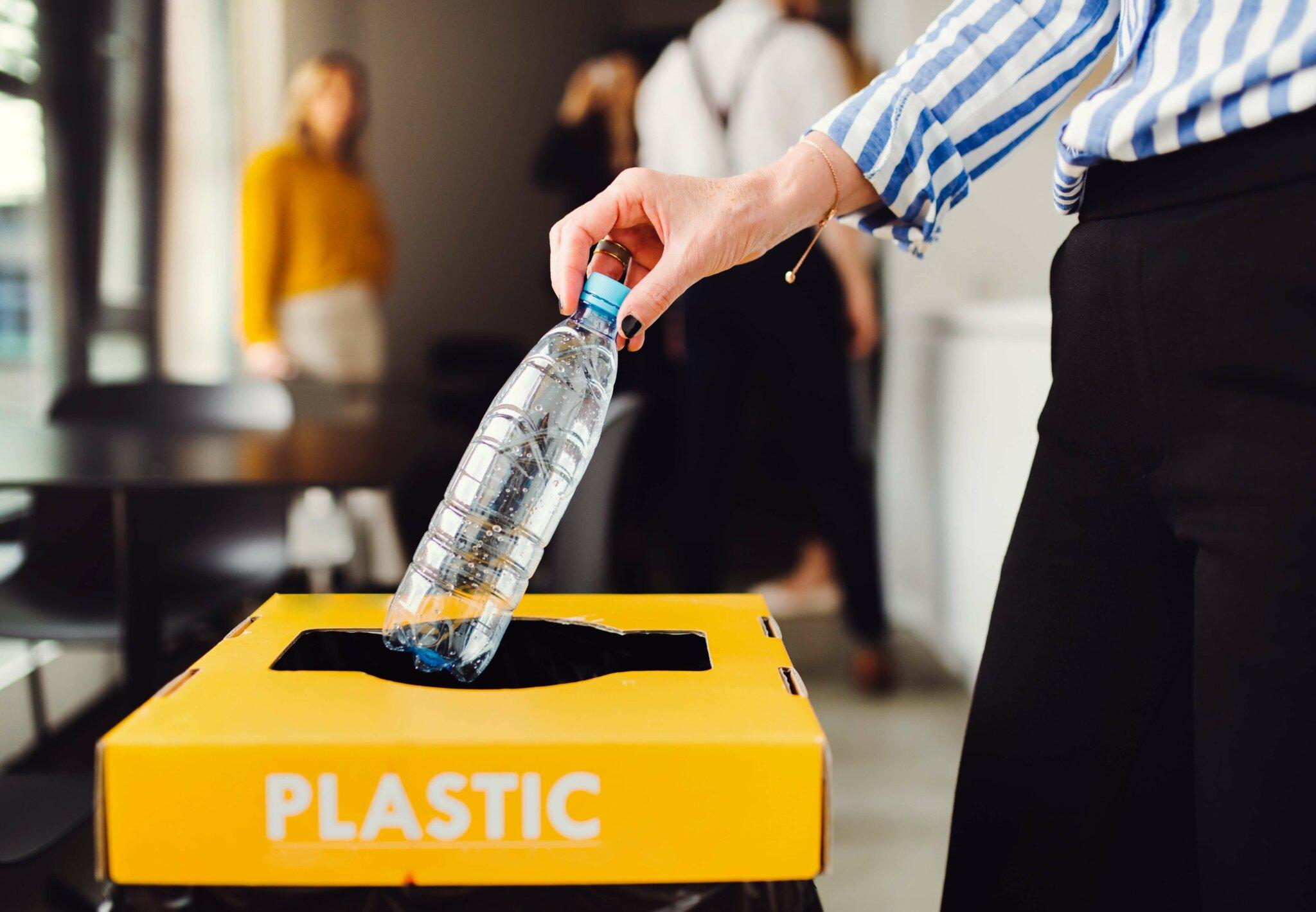 Classificar adequadamente os resíduos em tempos de crise sanitária