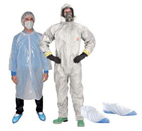 Vestuário de proteção e de trabalho