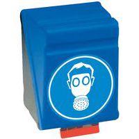 Caixa de arrumação de Equipamento de Proteção Individual Secubox - Formato  grande máscara respiratória 7a1723fec1