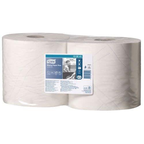 Rolo de papel de remoção Tork Plus - 750 folhas