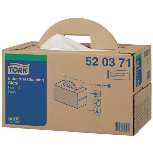Pano em material não tecido Tork industrial - De 140 a 390 formatos