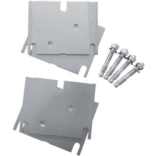 Calços e cavilhas Easy-Rack