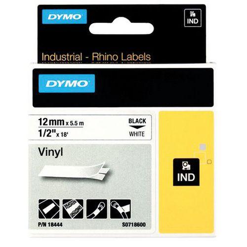 Cassete de fita Dymo Rhino Pro ID1 - Vinil