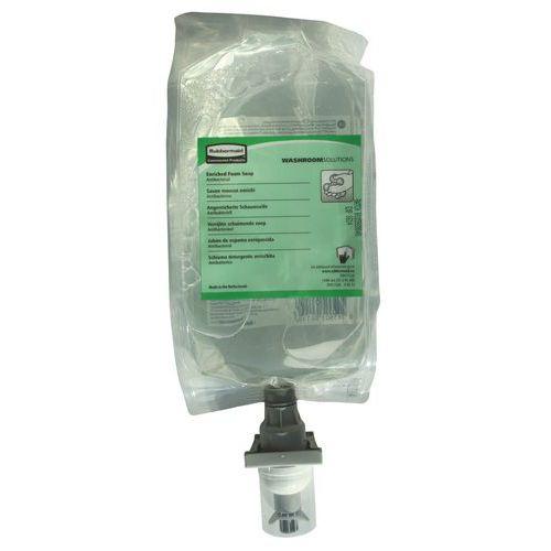 Recarga de sabão em espuma para dispensador - 1100 ml