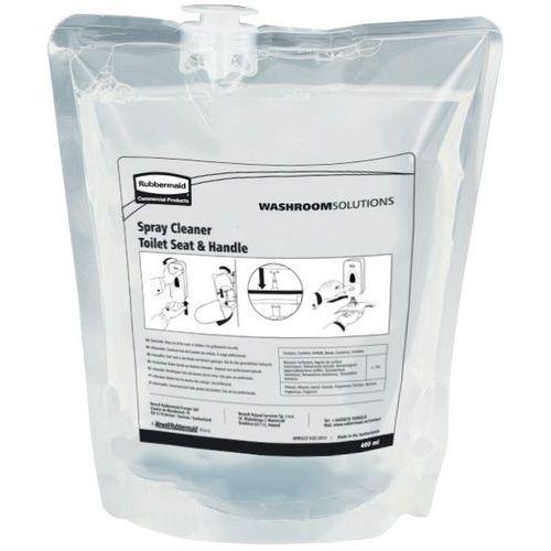 Recarga de sabão em espuma para loção de lavagem - 400mL