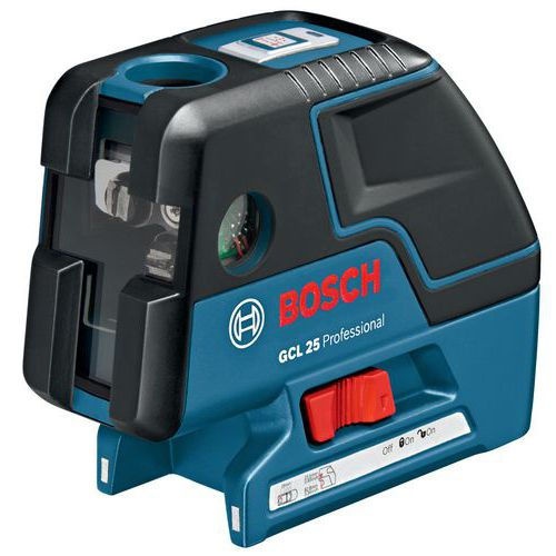 Nível laser automático GCL 25 - Bosch