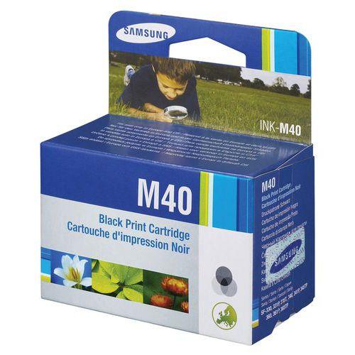 Cartucho de tinta - M40 - Samsung