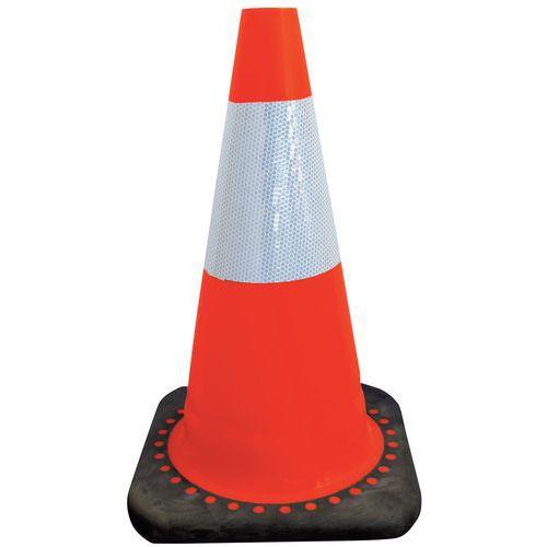 Cone de demarcação - PVC
