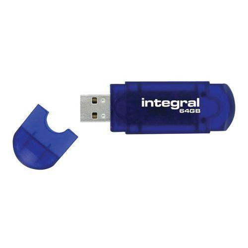 Dispositivo de armazenamento USB EVO Integral - 64GO