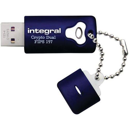 Dispositivo de armazenamento USB Crypto FIPS197 Integral