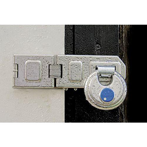 Cadeado Diskus marítimo série 24 - Variado - 10 chaves