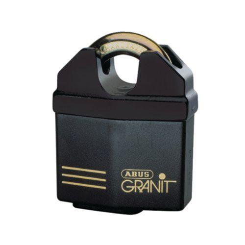 Cadeado Granit blindado série 37 - Chave comum - 5 chaves