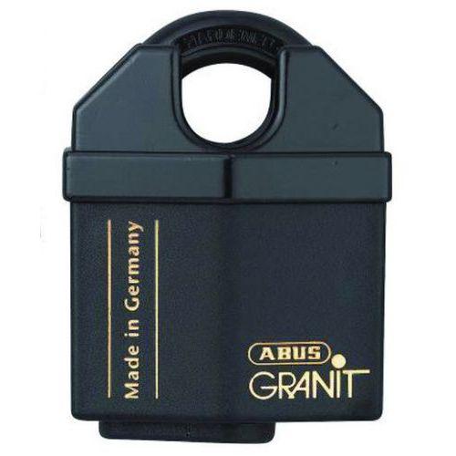 Cadeado Granit blindado série 37 - Variado - 10 chaves