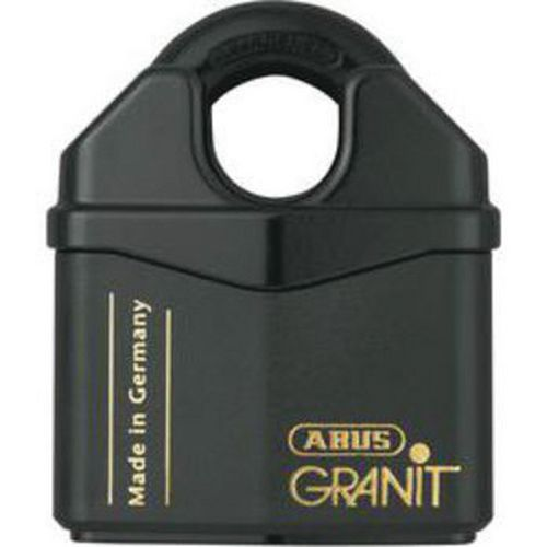 Cadeado Granit Plus blindado série 37 - Chave comum - 10 chaves