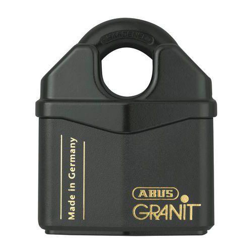 Cadeado Granit série 37 - Chave comum - 5 chaves