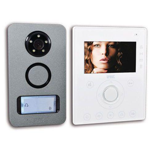 Kit intercomunicador com vídeo Note