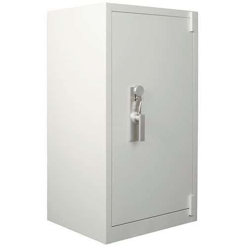 Armário para arquivos resistente ao fogo - Largura: 67 cm - Altura: 120 cm