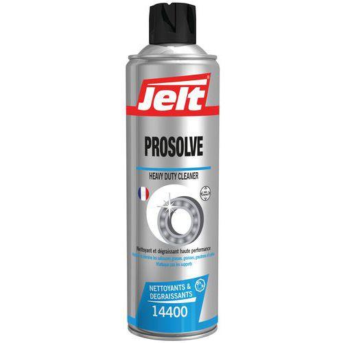 Produto de limpeza intensivo Prosolve Jelt