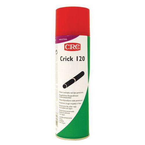 Líquido penetrante para controlo das soldaduras - Crick 120