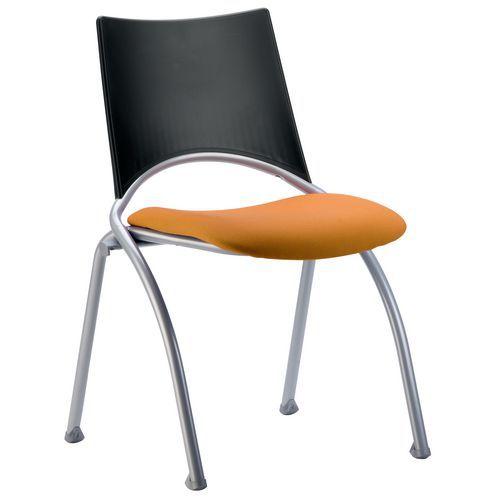 Cadeira para visitas Sit-@ - Alumínio