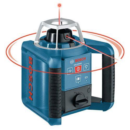 Kit Laser rotativo GRL 300 HV com tripé