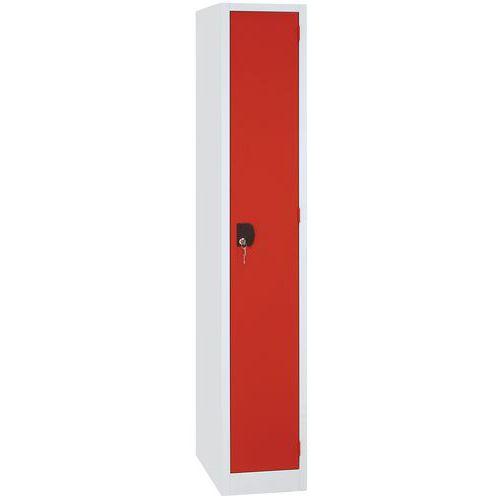 Cacifo Modulo – 1 coluna de 300mm de largura – Com base – Manutan