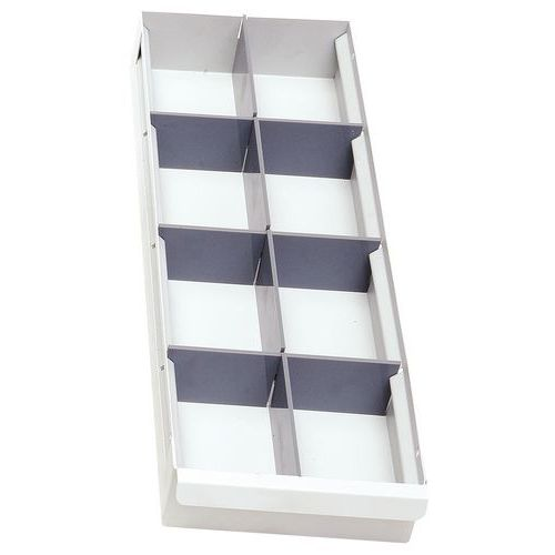 Organizador de gavetas para armário SF1