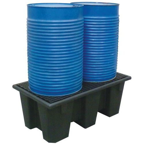 Caixa de retenção PE reciclado 220 L