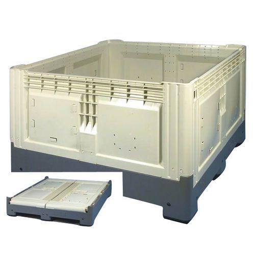 Caixa-palete empilhável Plibox - 565 L e 720 L