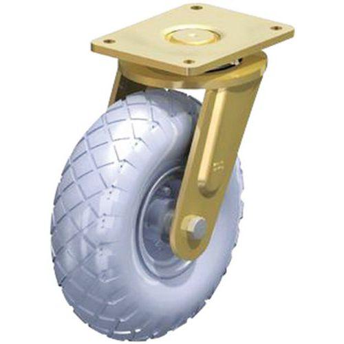 Rodízio giratório - Capacidade de carga de 350 a 525 kg