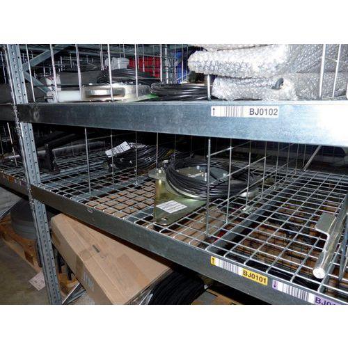 Divisória para Estante Mini-Rack Pro - Gradeada