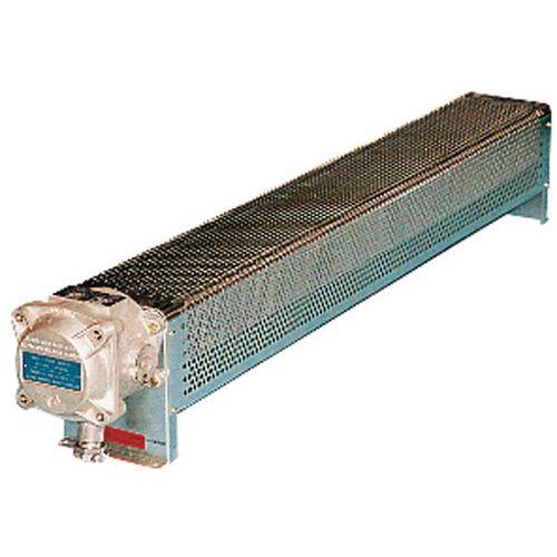 Radiador - Elétrico - Fixo - Modelo antideflagrante Atex