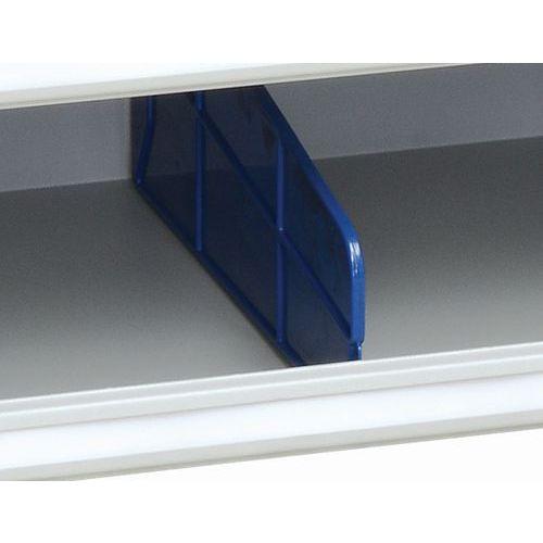 Divisórias em plástico para armário de compartimentos