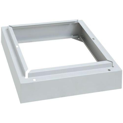 Base para compartimento vestiário - Manutan