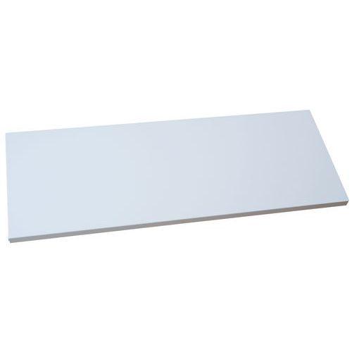 Prateleira para armário com portas rebatíveis - Cinzento claro - Manutan