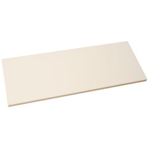 Prateleira para armário com portas rebatíveis - Bege - Manutan