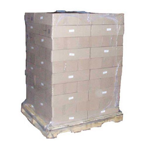 Cobertura elástica termorretrátil - Para palete 800 x 1200 mm