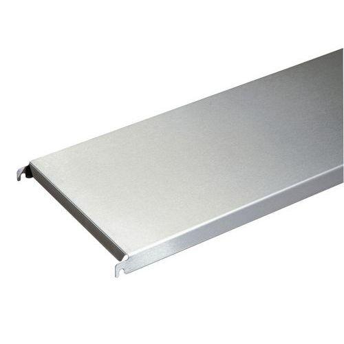 Plataforma adicional para móvel de apoio inox capacidade 200 kg