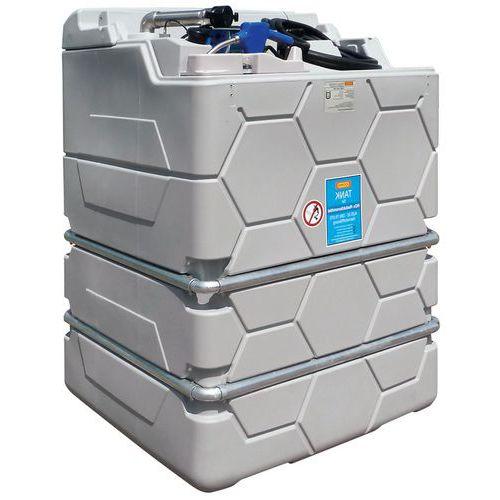 Estação de armazenamento AdBlue® Blue Cube Indoor - 1.500 e 2.500 L